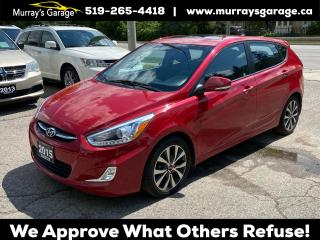 Used 2015 Hyundai Accent GLS for sale in Guelph, ON