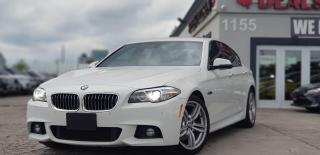 Used 2016 BMW 5 Series 535i xDrive for sale in Oakville, ON