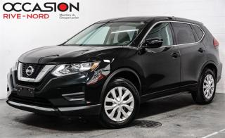 Used 2017 Nissan Rogue S AWD SIEGES.CHAUFFANTS+CAM.RECUL+BLUETOOTH for sale in Boisbriand, QC