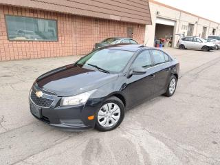 Used 2012 Chevrolet Cruze LT Turbo w/1SA | CLEAN CAR | LOADED for sale in Burlington, ON