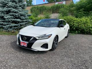 Used 2019 Nissan Maxima SL for sale in Kitchener, ON