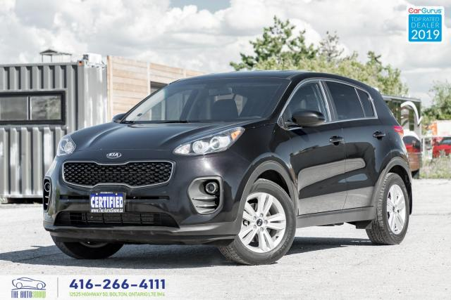 2019 Kia Sportage LX|FWD|Heated seats|Back up camera|