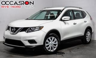 Used 2016 Nissan Rogue S BLUETOOTH+CAM.RECUL+A/C for sale in Boisbriand, QC