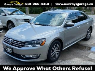 Used 2013 Volkswagen Passat HIGHLINE for sale in Guelph, ON