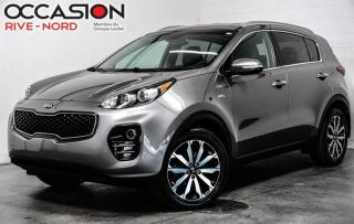 Used 2017 Kia Sportage EX AWD CUIR+SIEGES.CHAUFFANTS+CAM.RECUL for sale in Boisbriand, QC