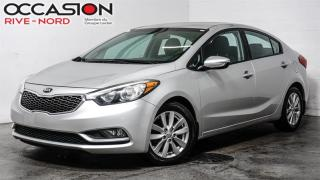 Used 2015 Kia Forte LX+ SIEGES.CHAUFFANTS+BLUETOOTH+A/C for sale in Boisbriand, QC