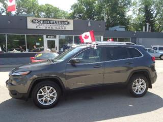 Used 2014 Jeep Cherokee North for sale in Winnipeg, MB