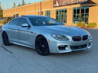 Used 2014 BMW 6 Series 640i xDrive for sale in Barrie, ON