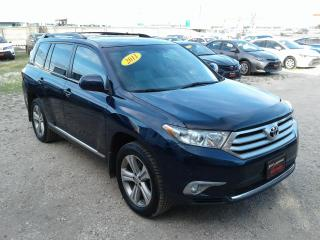Used 2011 Toyota Highlander for sale in Oak Bluff, MB