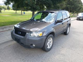 Used 2005 Ford Escape XLT for sale in Kelowna, BC