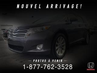 Used 2012 Toyota Venza LE + AWD + Beau, Bon, Pas cher ! for sale in St-Basile-le-Grand, QC