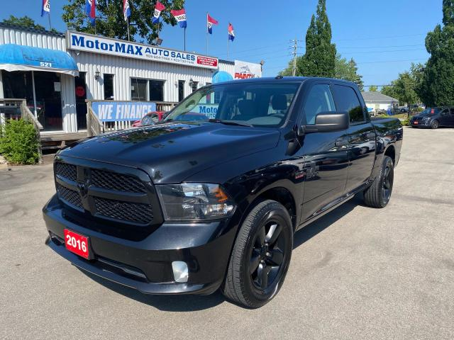2016 RAM 1500 ST-SOLD SOLD