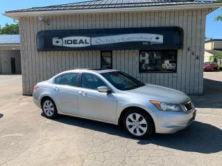 Used 2010 Honda Accord EX-L for sale in Mount Brydges, ON