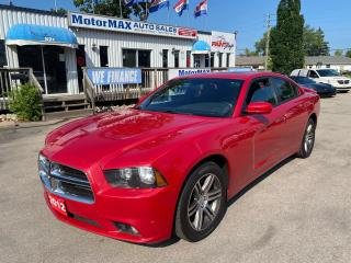 Used 2012 Dodge Charger SXT-Accident Free-We Finance for sale in Stoney Creek, ON