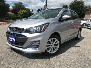 Used 2019 Chevrolet Spark LT for sale in Bradford, ON