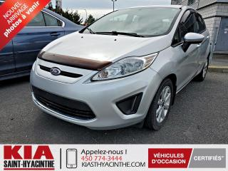 Used 2012 Ford Fiesta SE HB * TOIT OUVRANT / SIÈGES CHAUFFANTS for sale in St-Hyacinthe, QC