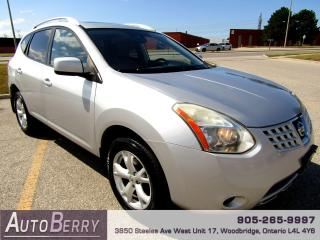 Used 2008 Nissan Rogue 2.5L - SL - FWD for sale in Woodbridge, ON