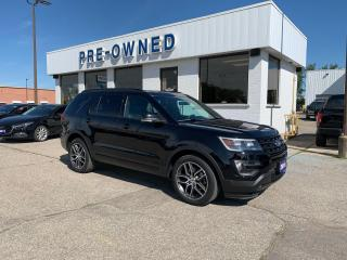 Used 2016 Ford Explorer SPORT for sale in Brantford, ON
