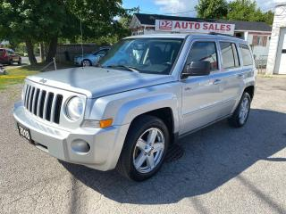 Used 2010 Jeep Patriot North Edition/4x4/Automatic/Comes Certified for sale in Scarborough, ON