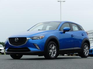 Used 2017 Mazda CX-3 GS JAMAIS ACCIDENTE!!! for sale in St-Georges, QC