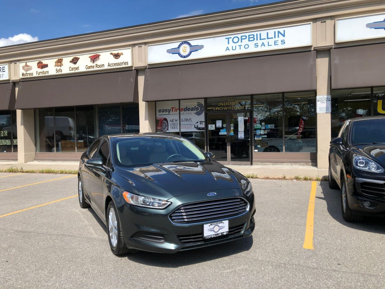 2016 Ford Fusion SE, Only 62,000 Km