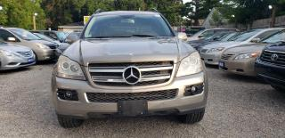 Used 2007 Mercedes-Benz GL-Class 4.6L for sale in Oshawa, ON