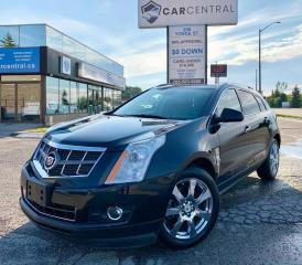Used 2012 Cadillac SRX Premium | AWD | LEATHER | NAVI | PANO ROOF | for sale in Barrie, ON