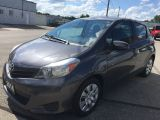 Photo of Gray 2014 Toyota Yaris