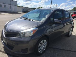 Used 2014 Toyota Yaris LE for sale in Guelph, ON