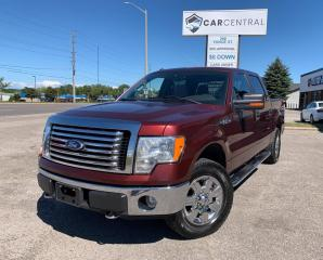 Used 2010 Ford F-150 XLT | XTR | 4X4 | for sale in Barrie, ON