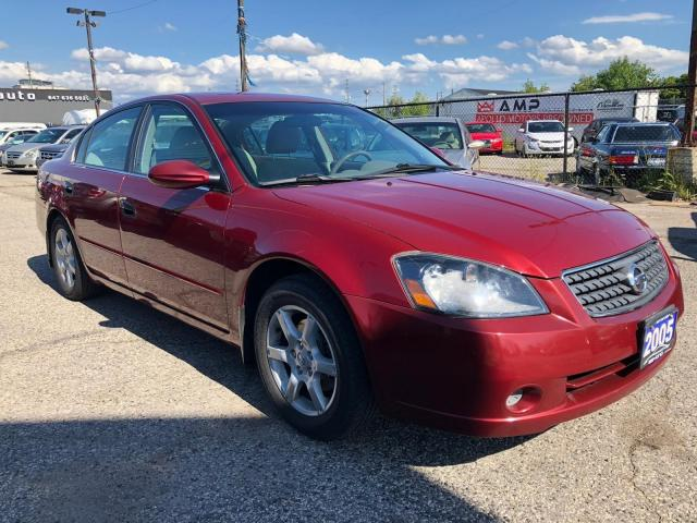 2005 Nissan Altima 2.5 S, ACCIDENT FREE, WARRANTY, CERTIFIED