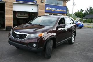 Used 2011 Kia Sorento LX for sale in Nepean, ON