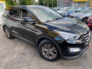 Used 2013 Hyundai Santa Fe PREMIUM/ AWD/ BLUETOOTH/ ALLOYS/ PWR GROUP/ TINTED for sale in Scarborough, ON