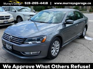Used 2014 Volkswagen Passat Trendline for sale in Guelph, ON