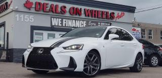 Used 2017 Lexus IS 350 for sale in Oakville, ON