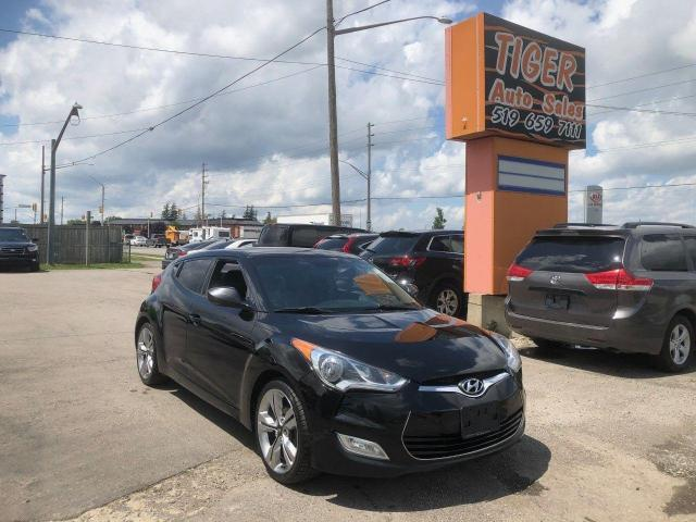 2013 Hyundai Veloster w/Tech**NAVI**NO ACCIDENT**ONE OWNER**CERTIFIED