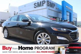 Used 2019 Chevrolet Malibu LT- Leather, Panoramic Sunroof, Remote Start, Back Up Camera for sale in Saskatoon, SK