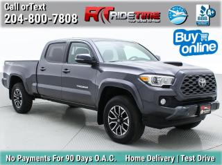 Used 2020 Toyota Tacoma TRD Sport for sale in Winnipeg, MB