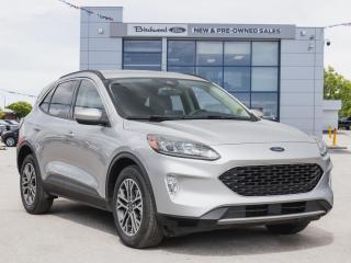 Used 2020 Ford Escape SEL CPO   NAV   ADAPTIVE CRUISE for sale in Winnipeg, MB
