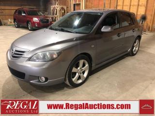 Used 2005 Mazda MAZDA3 4D Hatchback FWD for sale in Calgary, AB