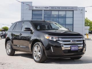 Used 2013 Ford Edge Limited 301A | NAV | PANO ROOF | BLIS for sale in Winnipeg, MB