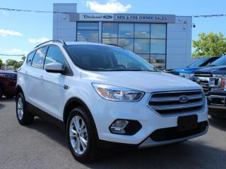 Used 2018 Ford Escape SE Clean CarFax   One Owner   Back Up Sensors for sale in Winnipeg, MB