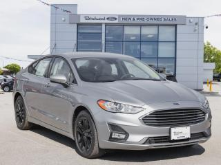 New 2020 Ford Fusion SE NAV | APPEAR PKG | BLIS | ADPT CURISE for sale in Winnipeg, MB