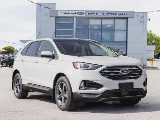 New 2020 Ford Edge SEL 201A | NAV | ROOF | ADAPT CRUISE for sale in Winnipeg, MB