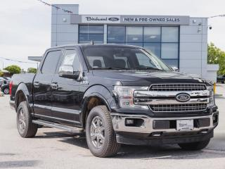 New 2020 Ford F-150 LARIAT 502A   CHROME APPEARANCE PKG for sale in Winnipeg, MB