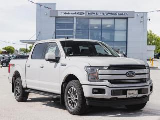 New 2020 Ford F-150 LARIAT 502A   FX4   SPORT   TRLR TOW PKG for sale in Winnipeg, MB