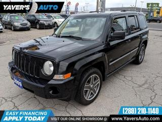 Used 2009 Jeep Patriot SPORT for sale in Hamilton, ON