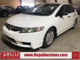 Photo of White 2009 Honda Civic