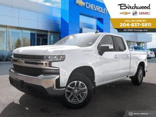 New 2020 Chevrolet Silverado 1500 LT Buy from Home with Birchwood! for sale in Winnipeg, MB