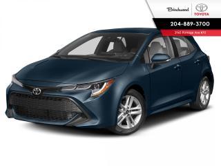 New 2020 Toyota Corolla CVT for sale in Winnipeg, MB